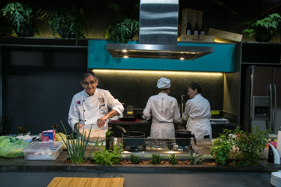 Gourmet Experience | Experience Lounge