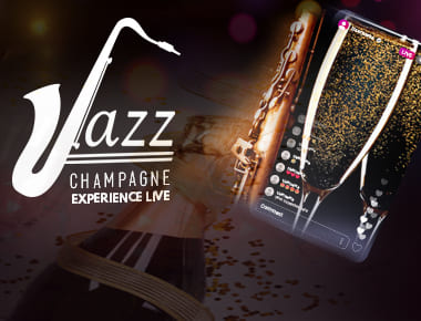 Capa Jazz & Champagne Experience Live